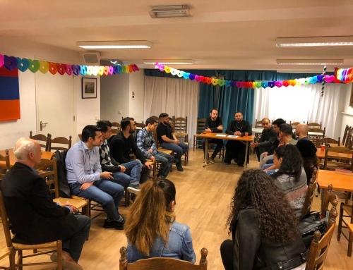 Presentatie en gesprek (bijeenkomst 6) – 17-05-2019